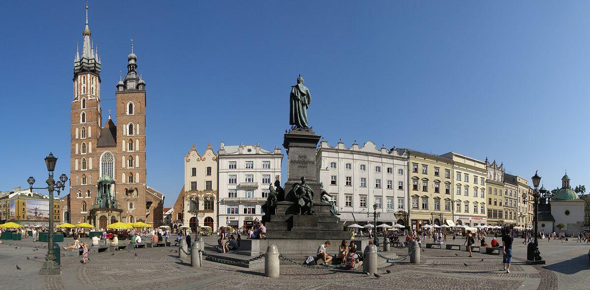 Kraków-Małopolska was awarded the third European Games last year ©Getty Images