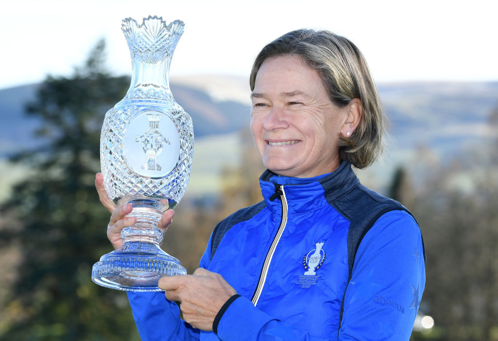 Spain to host Solheim Cup for first time in 2023
