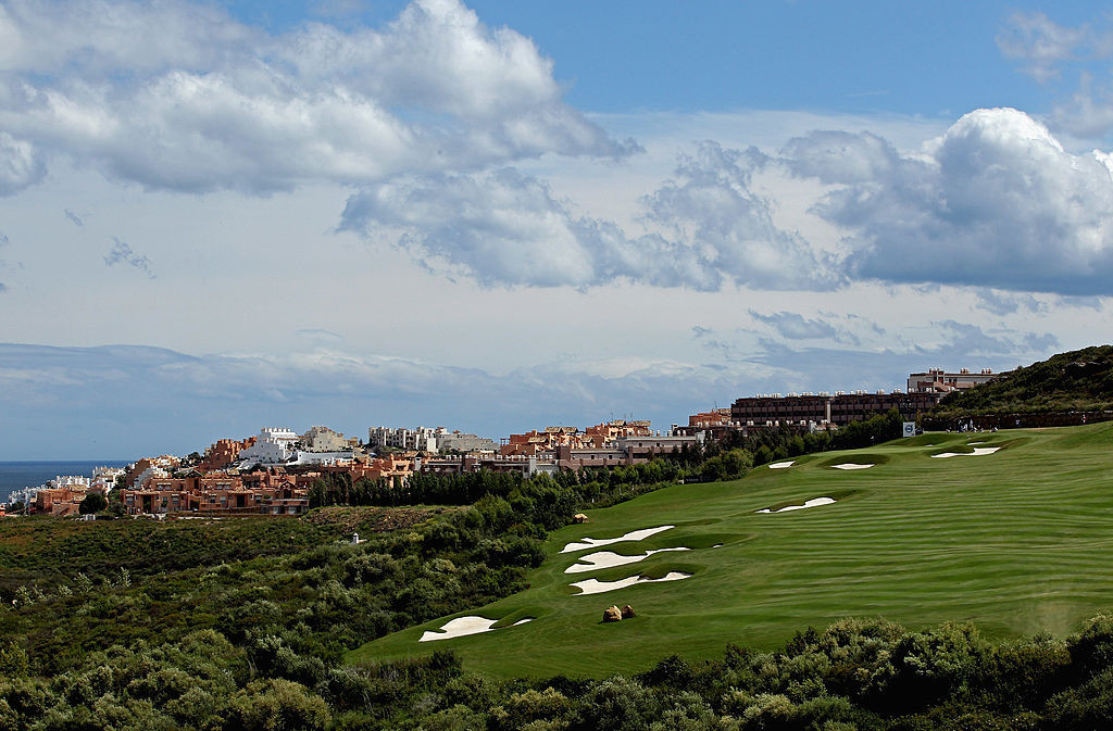 Finca Cortesin in Andalucía is set to play host to the 2023 Solheim Cup ©Getty Images