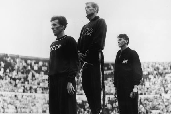 Helsinki 1952 Olympic hurdles champion Moore dies aged 91