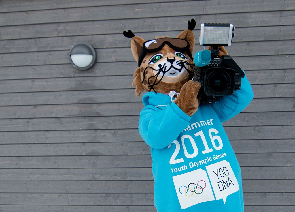 The deal means Norwegian residents will be able to enjoy coverage of the Winter Youth Olympic Games