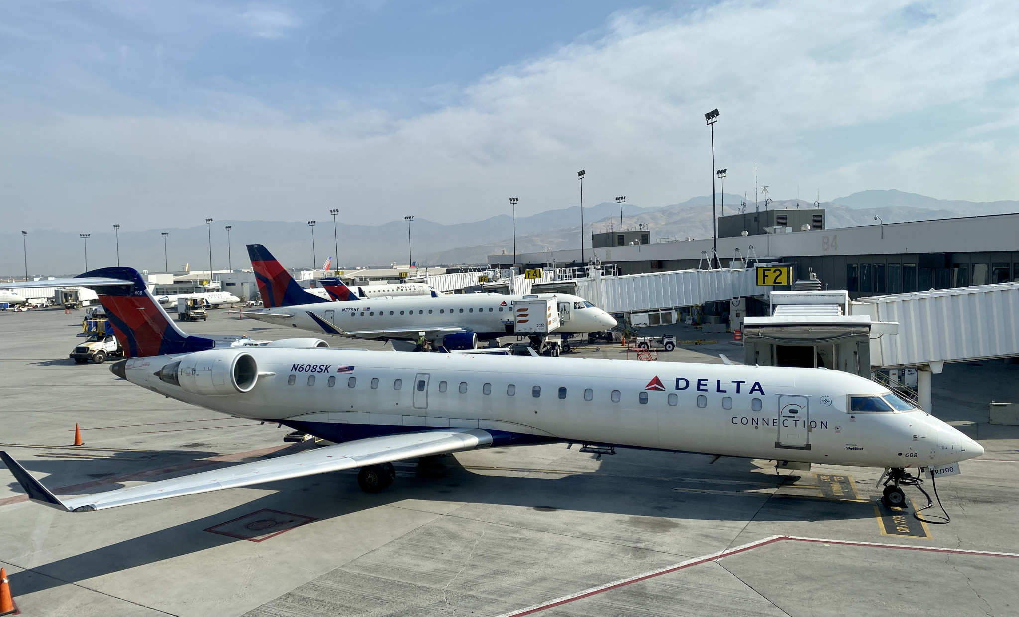 Nine-month losses soar to $14.5 billion at Los Angeles 2028 sponsor Delta Air Lines
