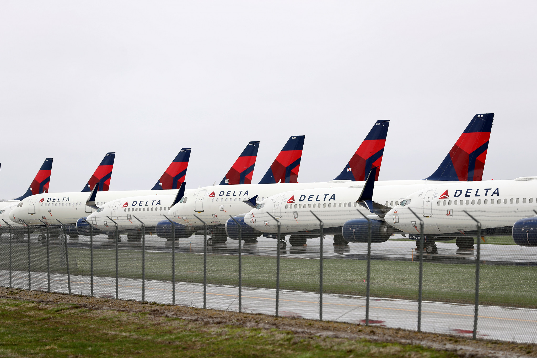 Los Angeles 2028 sponsor Delta Air Lines posts huge $15.6 billion loss