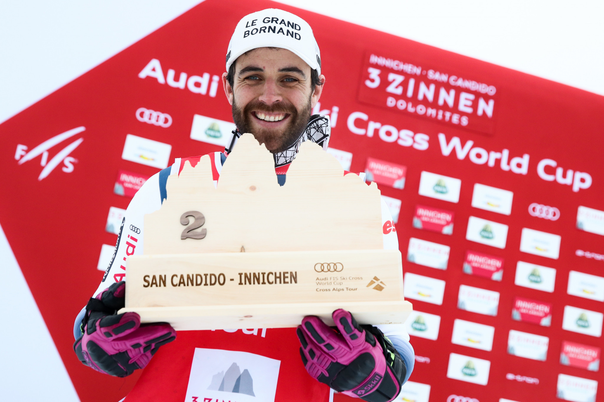 Innichen/San Candido has hosted a Ski Cross World Cup every year since 2009 ©Getty Images