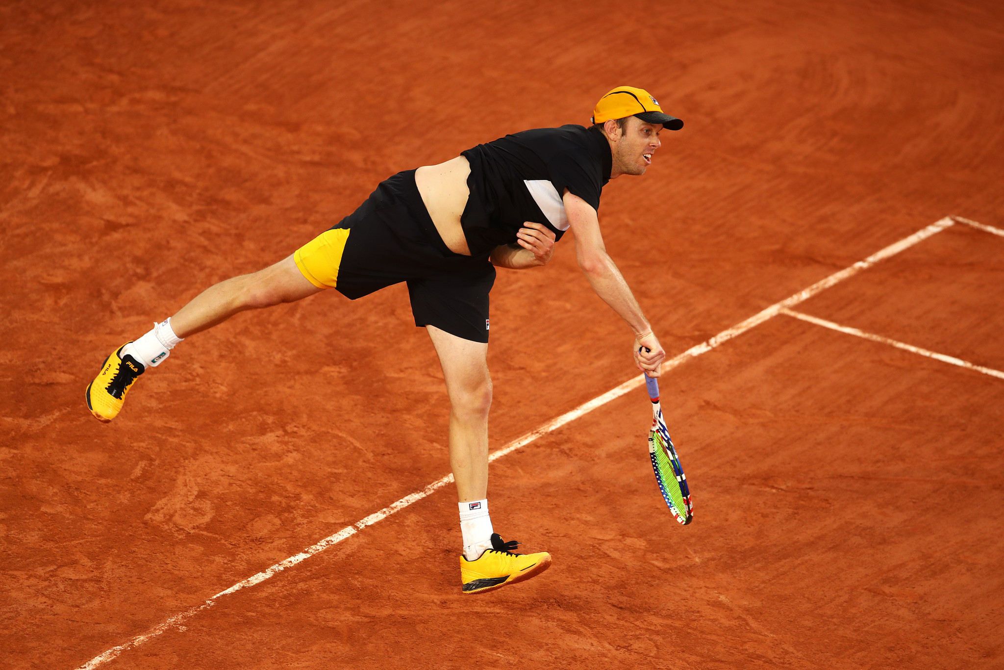 """ATP investigate after Querrey """"flees"""" Russia following positive COVID test"""