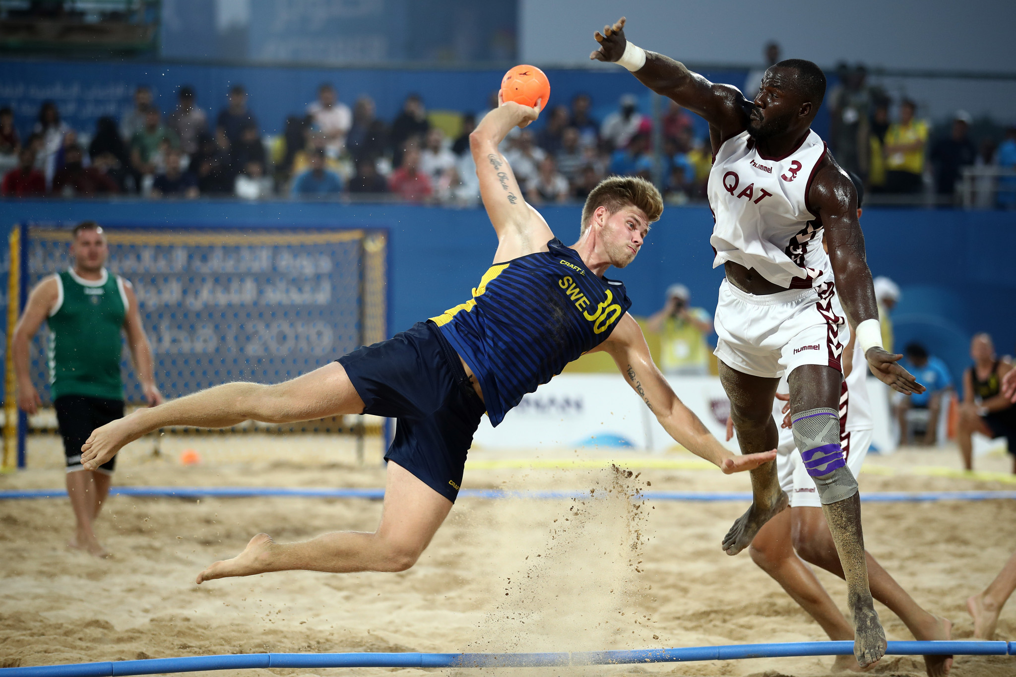 Highlights video celebrates anniversary of first World Beach Games