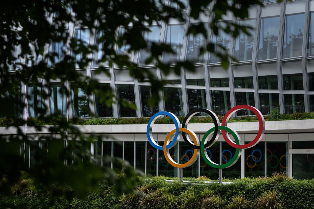 The IOC and Dentsu have opposing claims on the extent of their relationship between 2011 and 2013 ©Getty Images