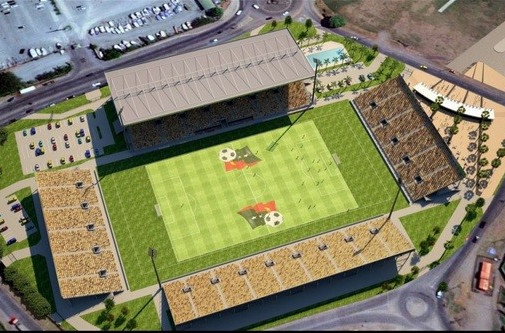 The Sir Hubert Murray Stadium is currently being renovated and will house around 18,000 spectators come Games time