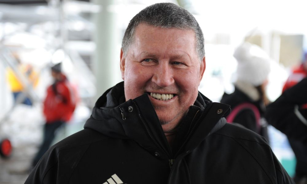 """Bobsleigh coach Malcolm """"Gomer"""" Lloyd, who died on Sunday, will be sorely missed by Team Korea as they prepare for their home 2018 Winter Games ©FIBT"""