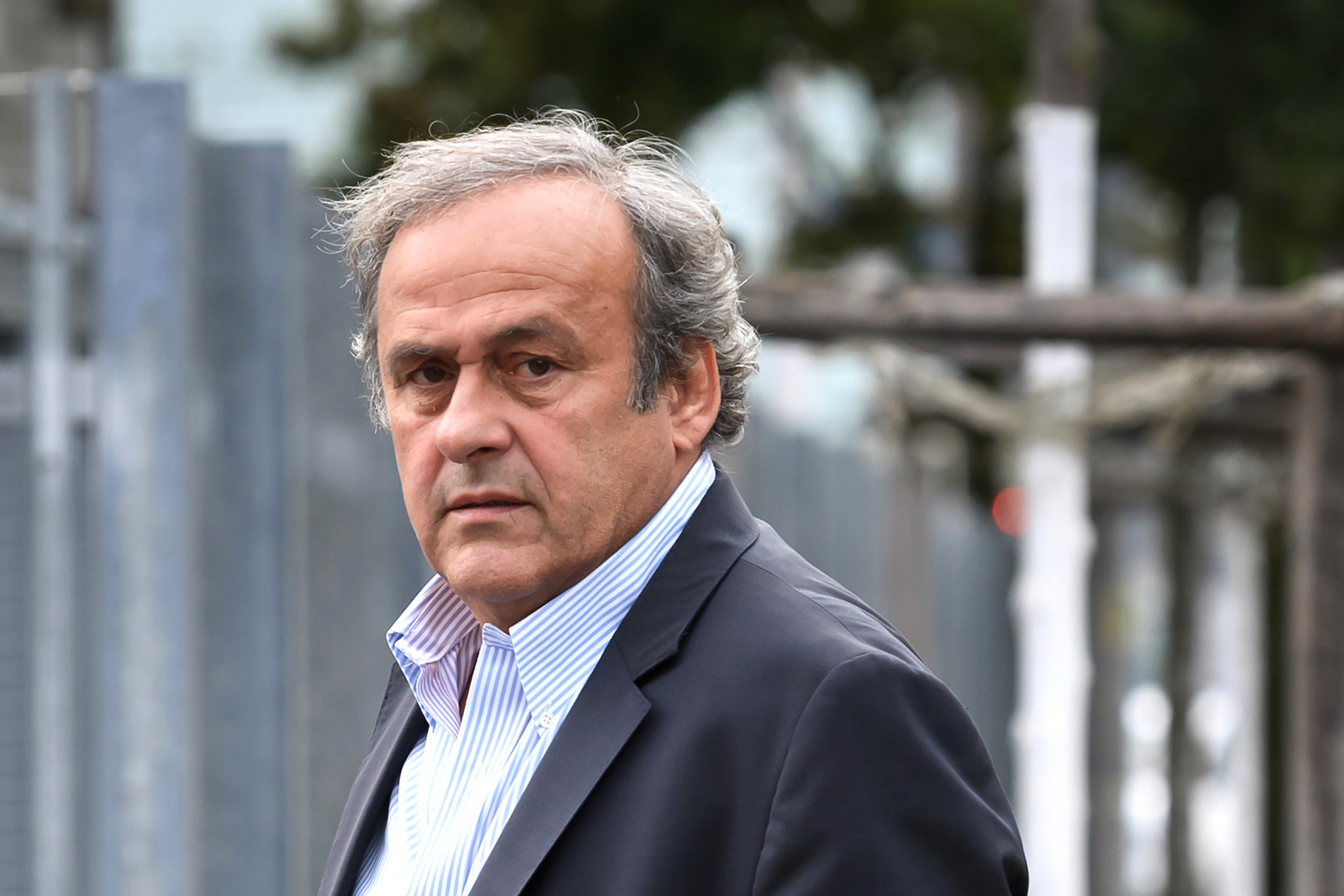 "Former UEFA President Platini claims he is ""fighting"" to clear his name"