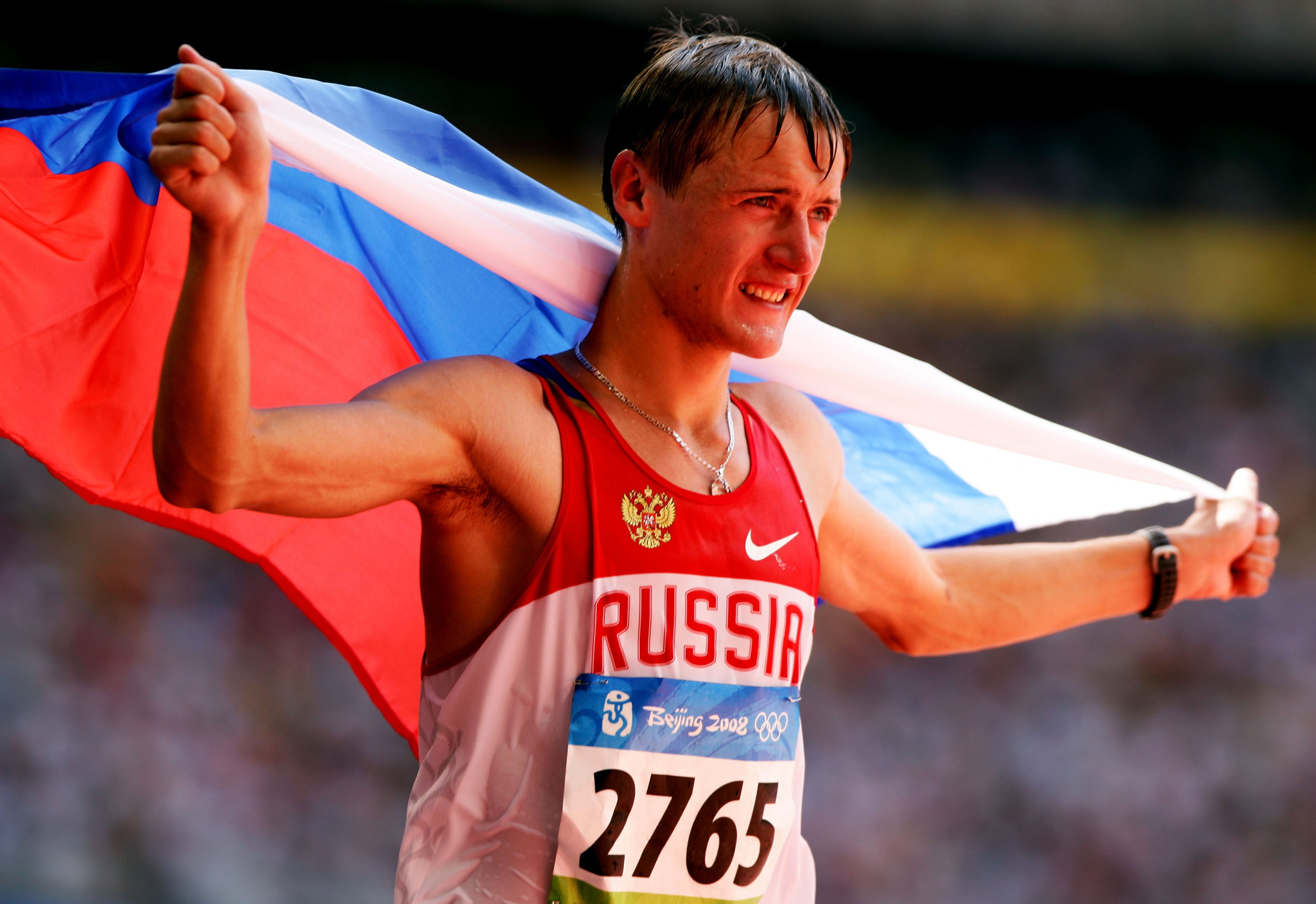 Valery Borchin claimed Olympic gold at Beijing 2008 ©Getty Images