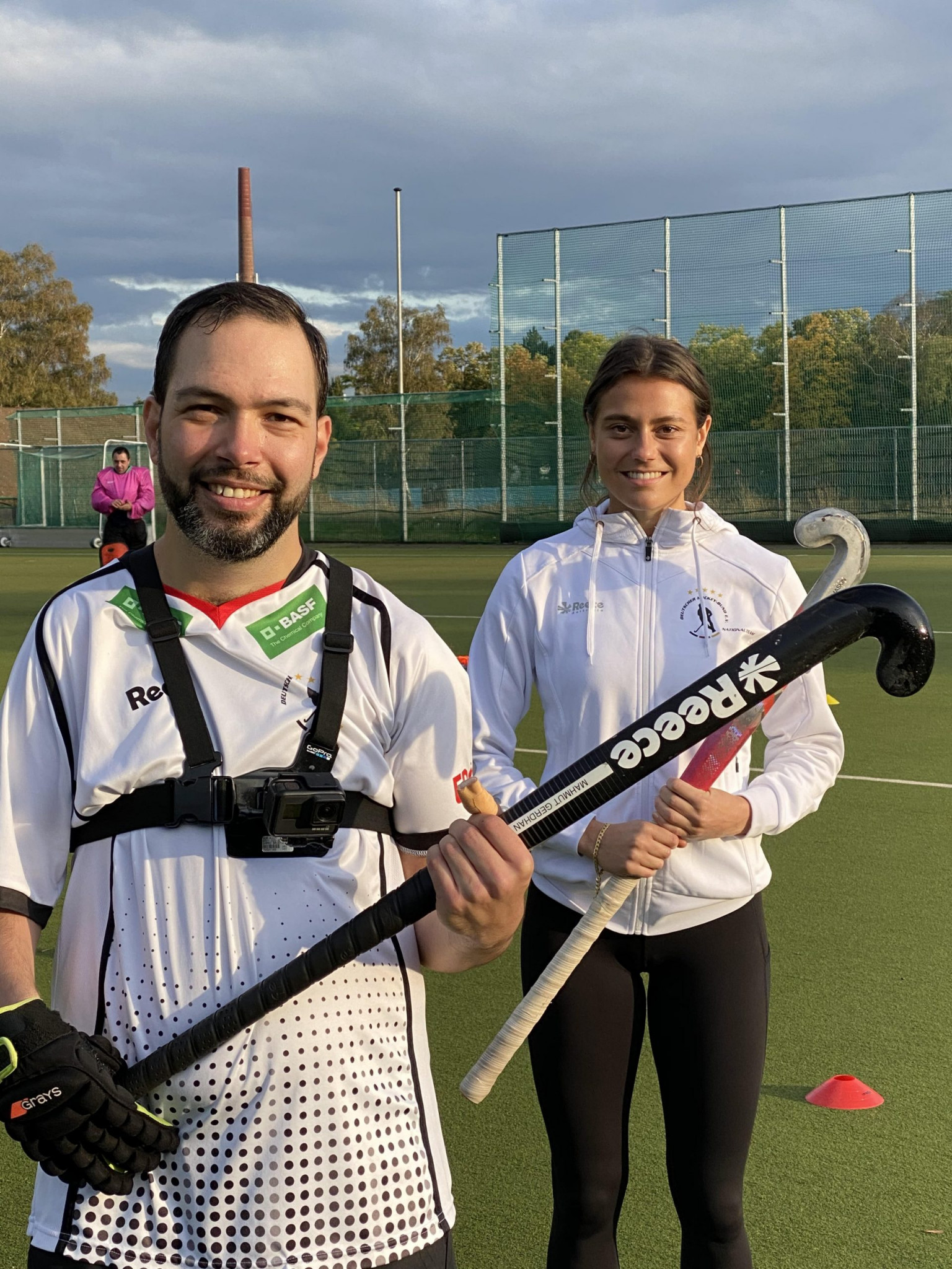 The German Hockey Federation is leading the campaign to include Parahockey ID at the Special Olympics World Games ©EHF