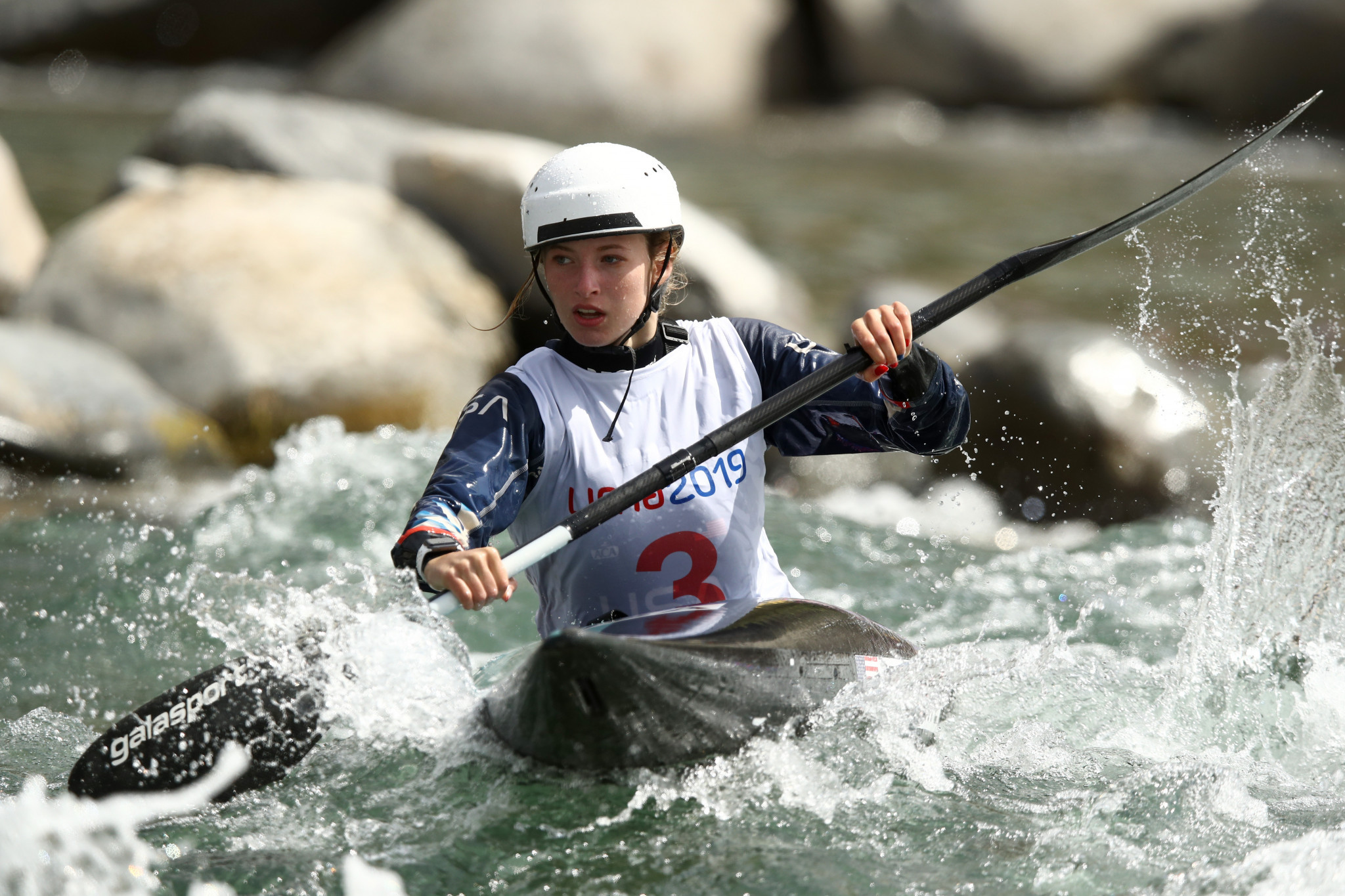 Teenagers Leibfarth and Joseph star in heats of ICF Canoe Slalom World Cup