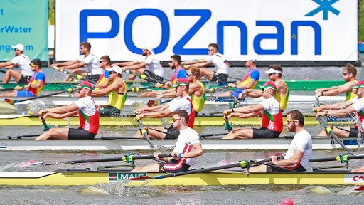 Three teams report positive COVID-19 tests after European Rowing Championships