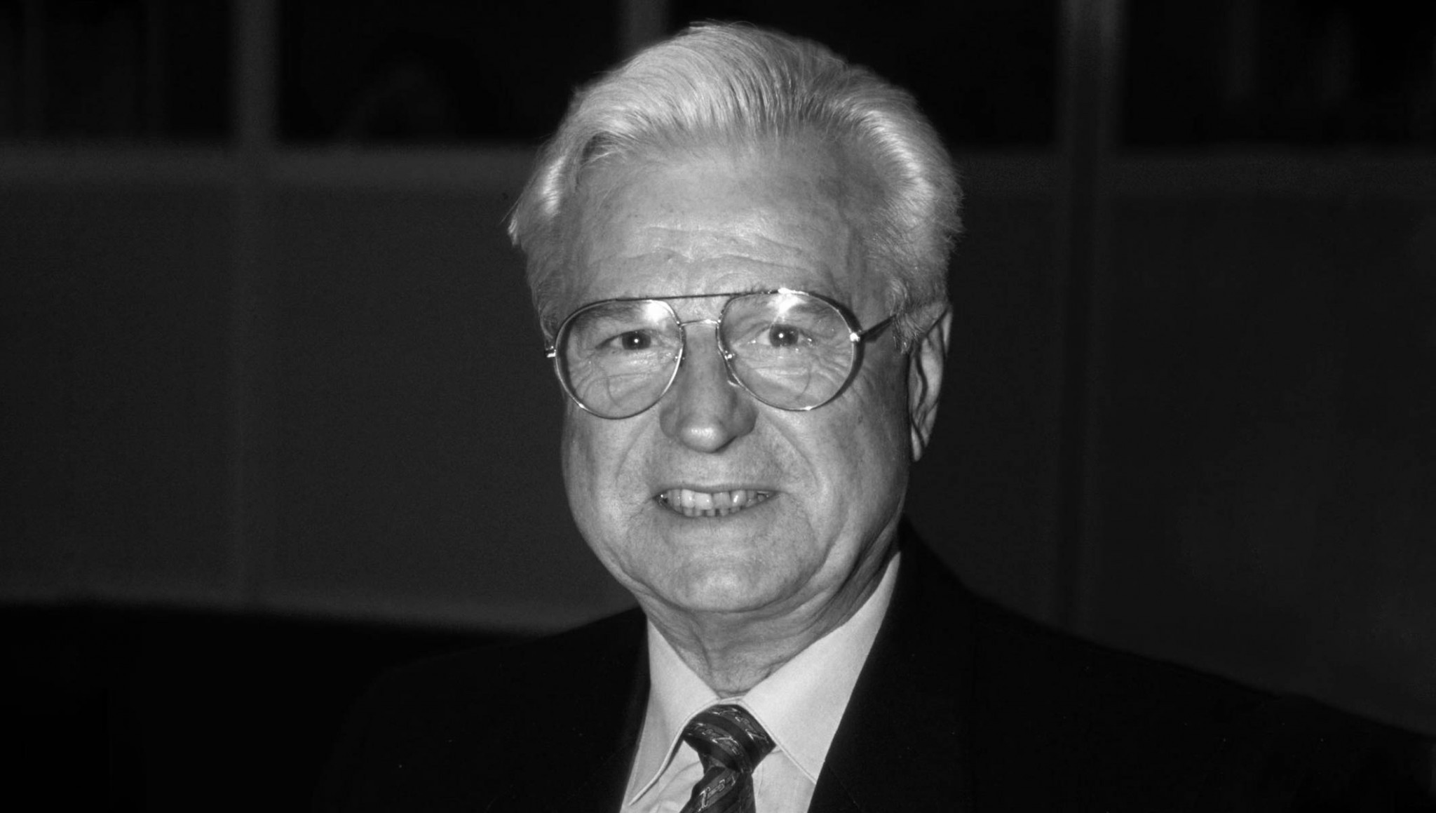 IOC honorary member Günther Heinze died aged 97 ©IOC