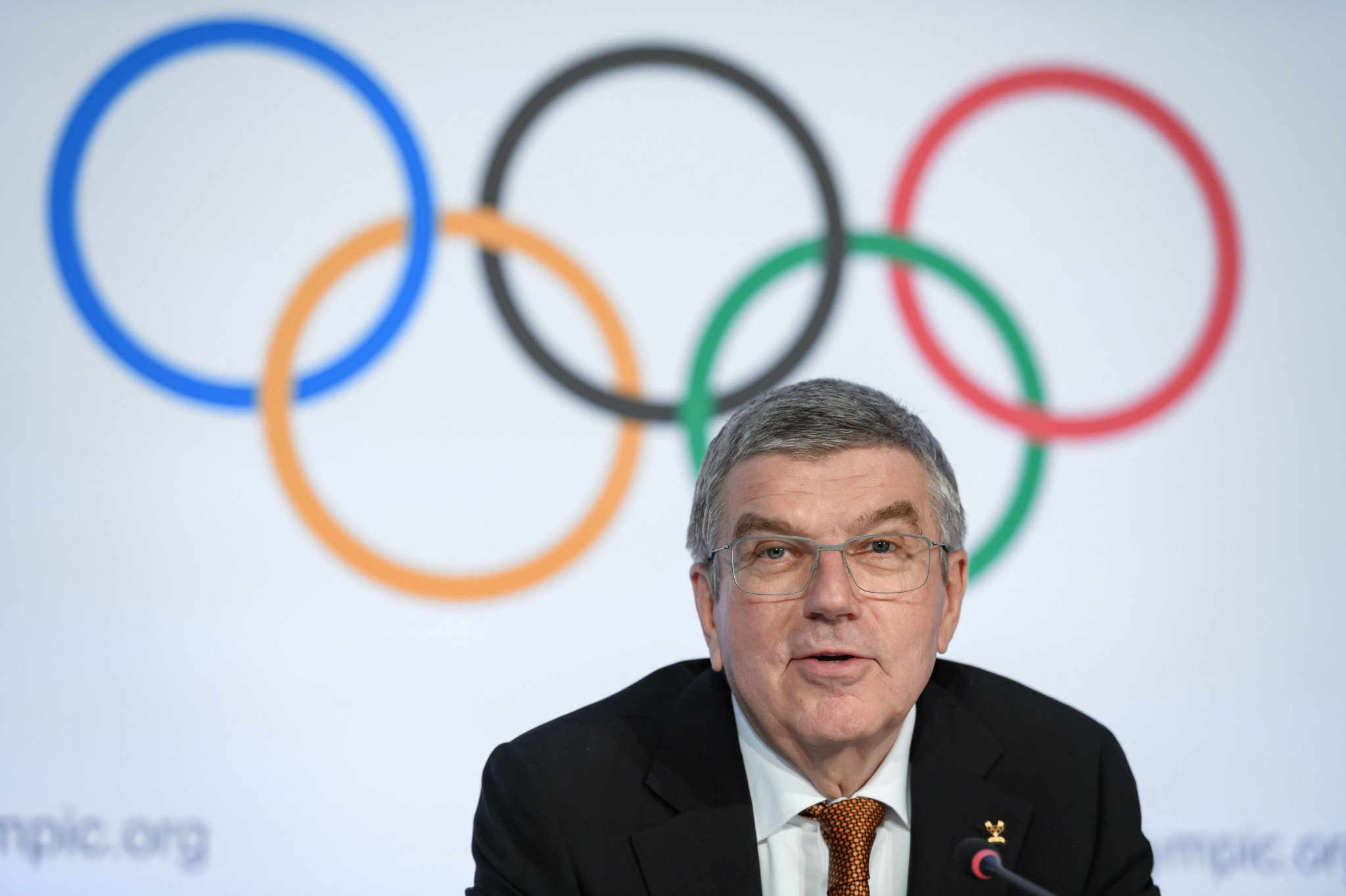 IOC President Thomas Bach has paid tribute to Günther Heinze ©Getty Images