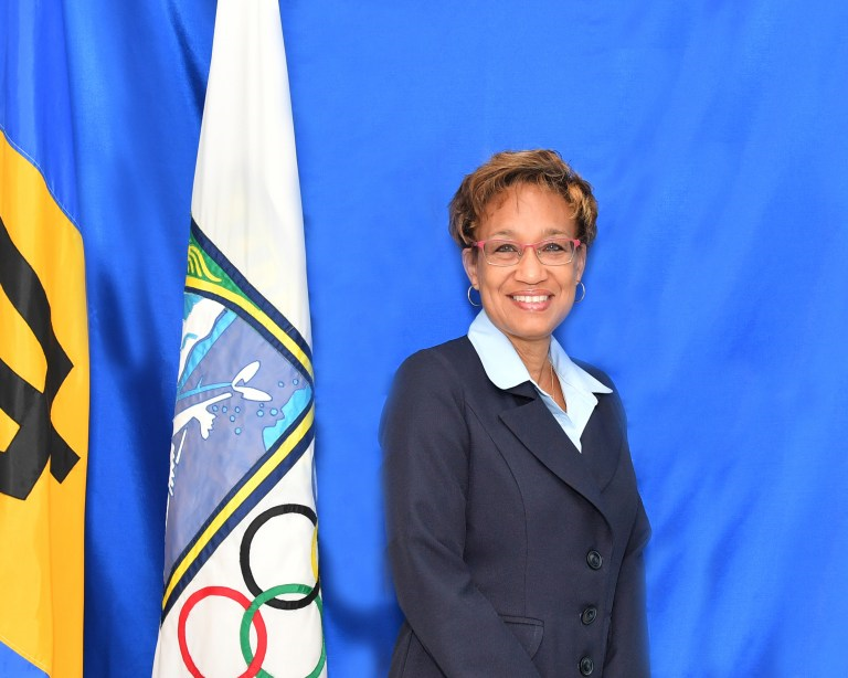 Griffith appointed assistant secretary general at Barbados Olympic Association