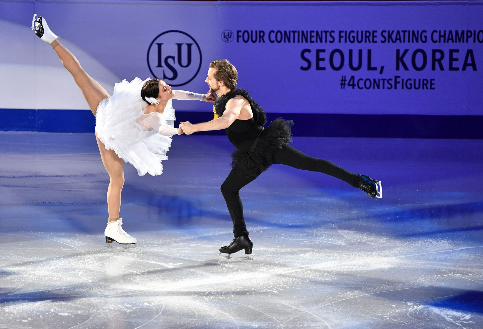 The Four Continents Figure Skating Championships was held in Seoul earlier this year ©Getty Images