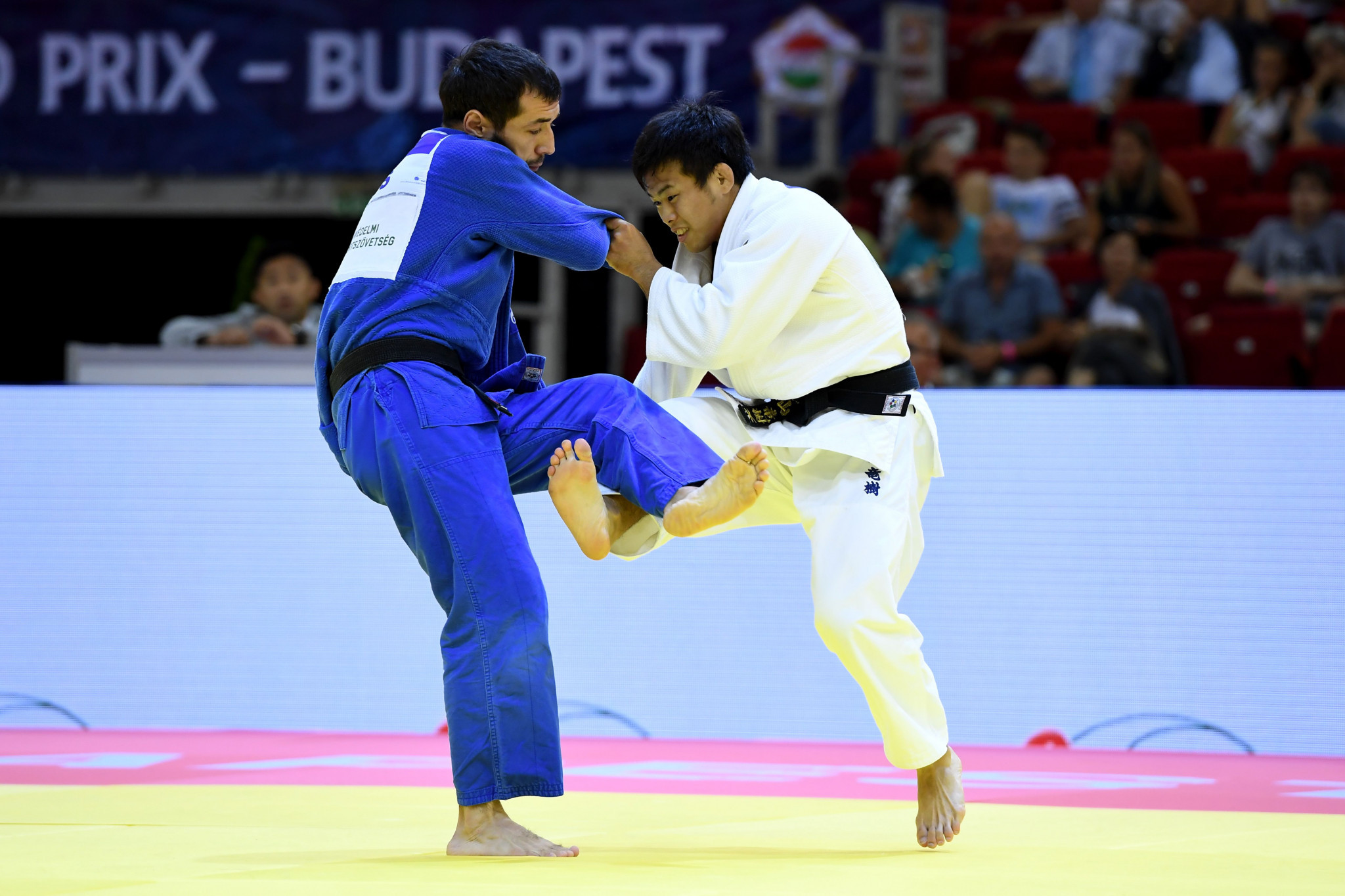 "IJF confident of ""safe"" Budapest Grand Slam when World Judo Tour returns"