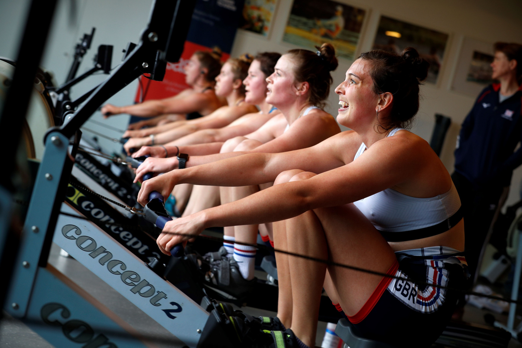 Dates confirmed for three continental qualifiers for 2021 World Rowing Indoor Championships