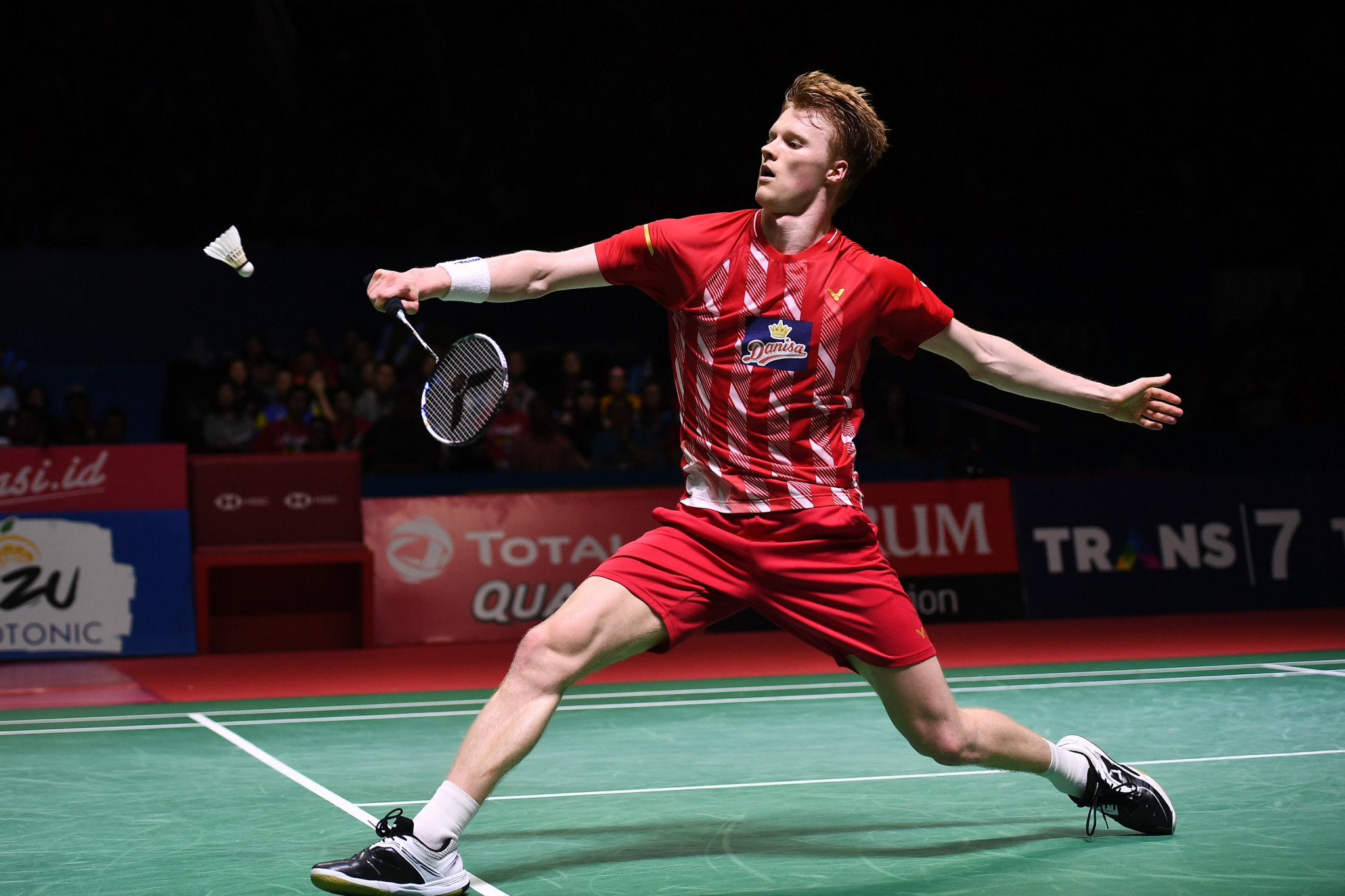 Shock defeats for top seeds Axelsen and Marín at BWF World Tour Finals in Bangkok
