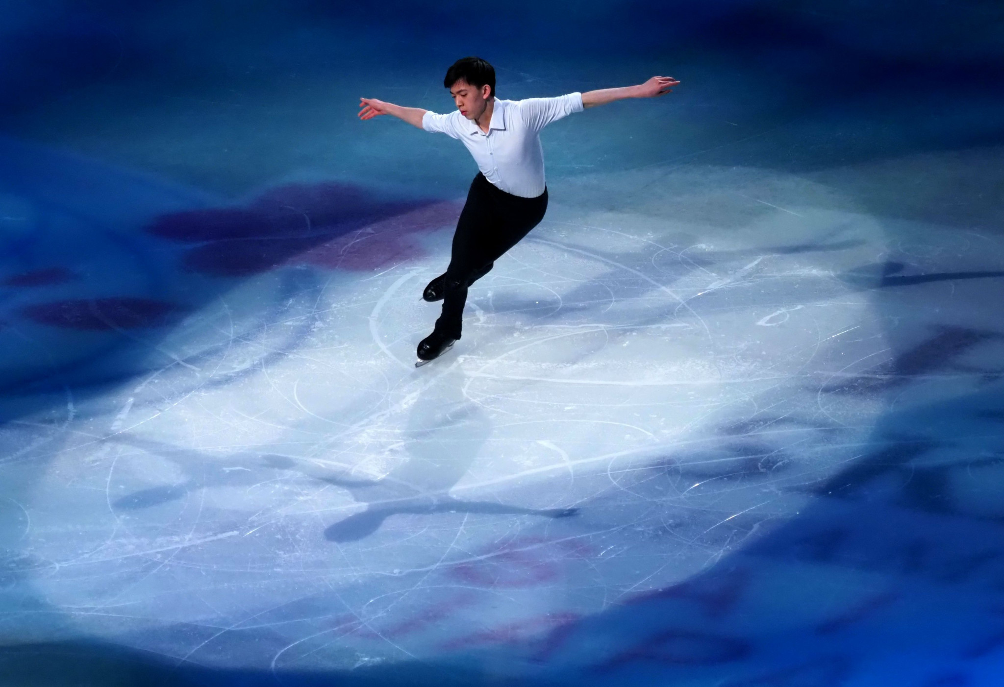 Saitama in Japan, last year's host, has been confirmed as the provisional venue for the 2023 World Figure Skating Championships ©Getty Images