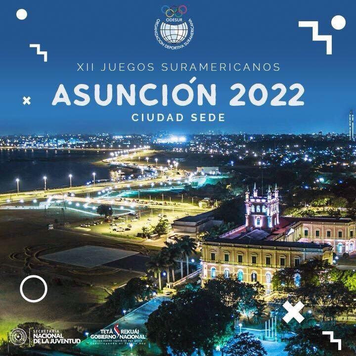 "South American Games in 2022 delayed due to ""unpredictable"" COVID-19 pandemic"