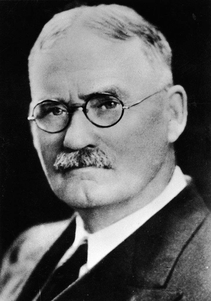 A fundraising mission allowed James Naismith, who invented basketball in 1891, to attend the first full Olympic competition at the 1936 Berlin Games ©Getty Images