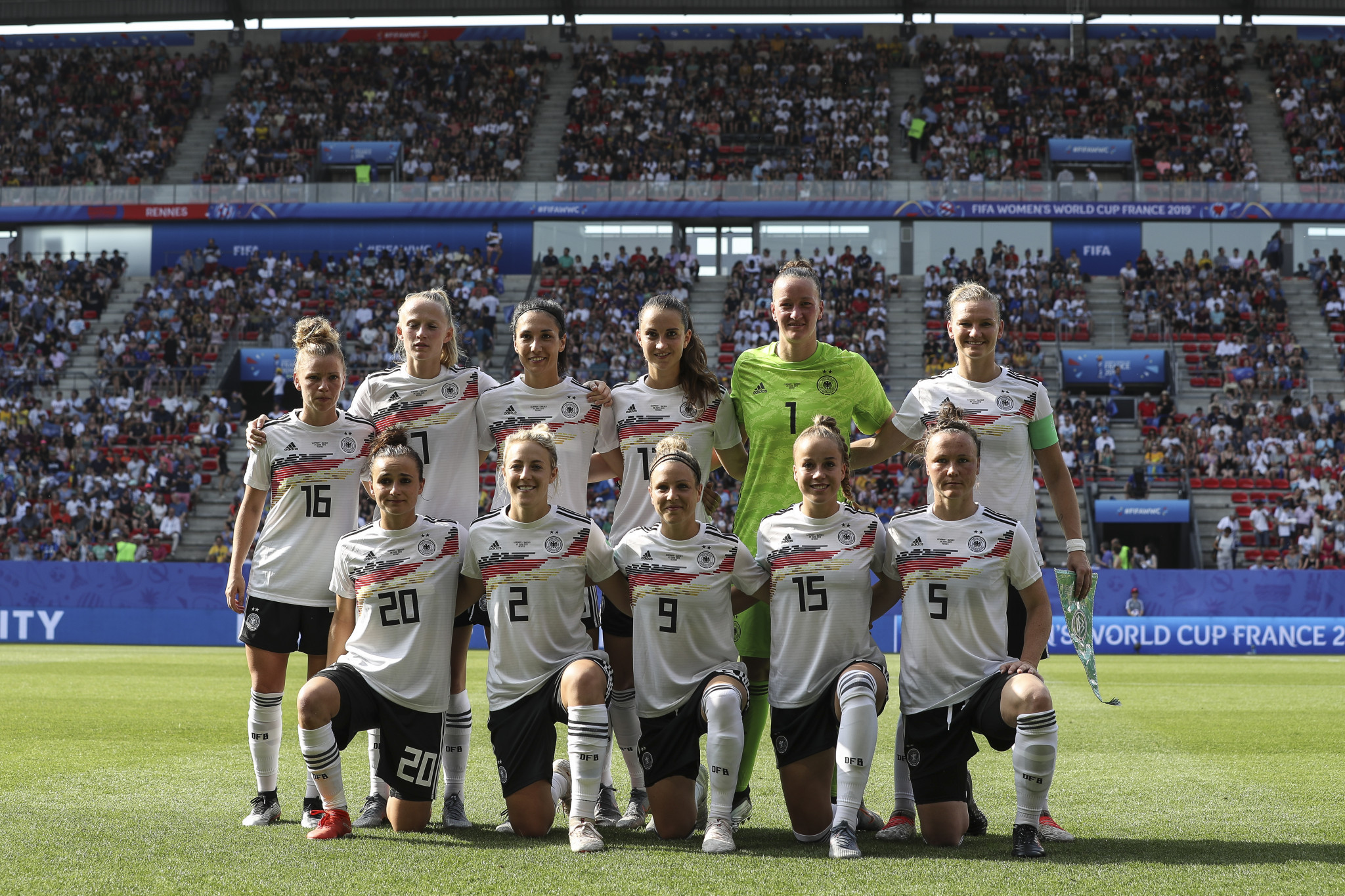 Belgium, Germany and the Netherlands announce joint bid to co-host 2027 FIFA Women's World Cup