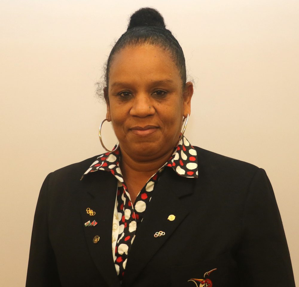 Trinidad and Tobago Olympic Committee secretary general Annette Knott is among the  confirmed speakers ©TTOC