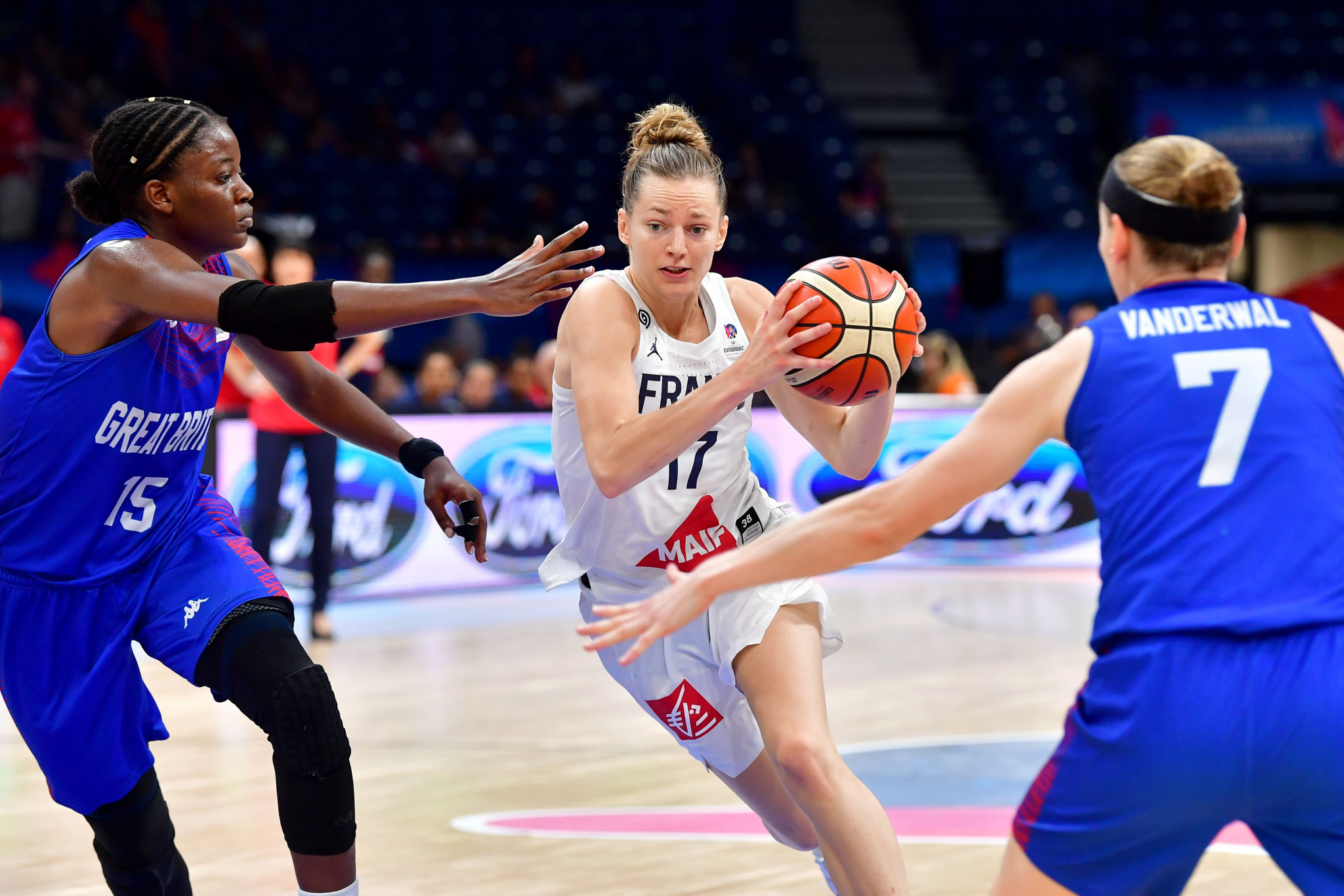 FIBA select cities to host COVID-19 secure bubbles for Women's EuroBasket 2021 qualifiers
