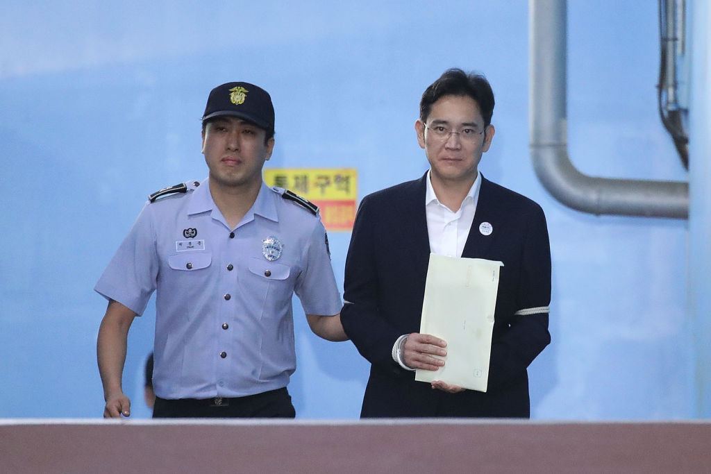 Trial of Samsung's Lee expected to start this week in Seoul