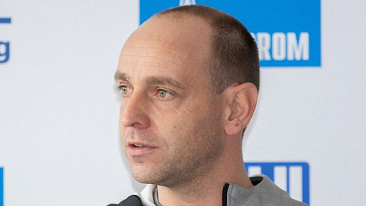 Russian skeleton head coach Dirk Matschenz is hoping to replicate his success with Germany ©RBF