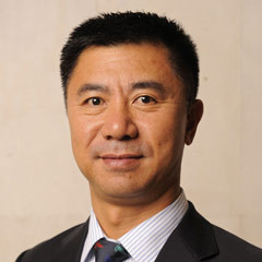 Quanhai Li has received a boost in his bid to become World Sailing President ©World Sailing