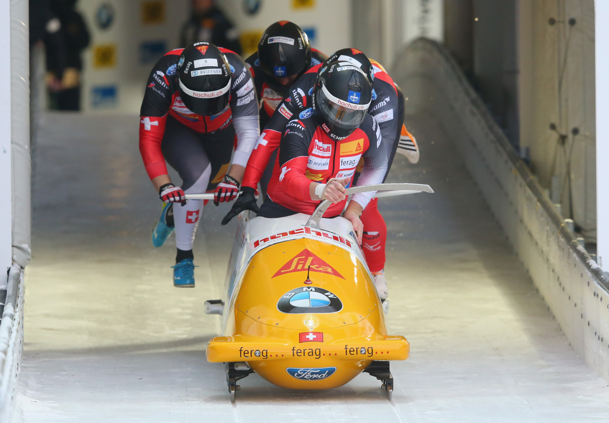 IBSF confirm four-man will not be part of World Cups in 2020