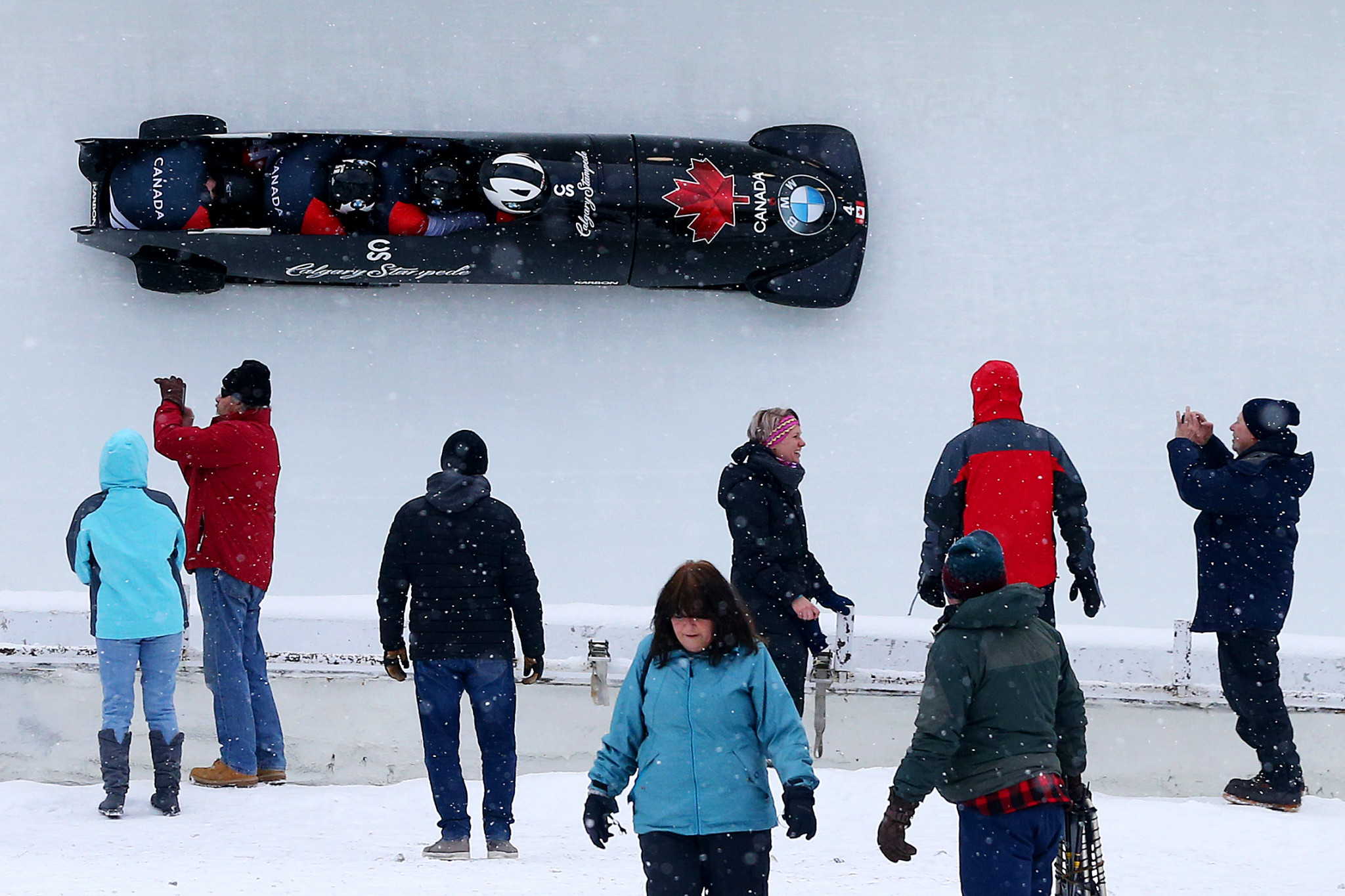 Four-man bobsleigh is now due to resume in the New Year ©Getty Images