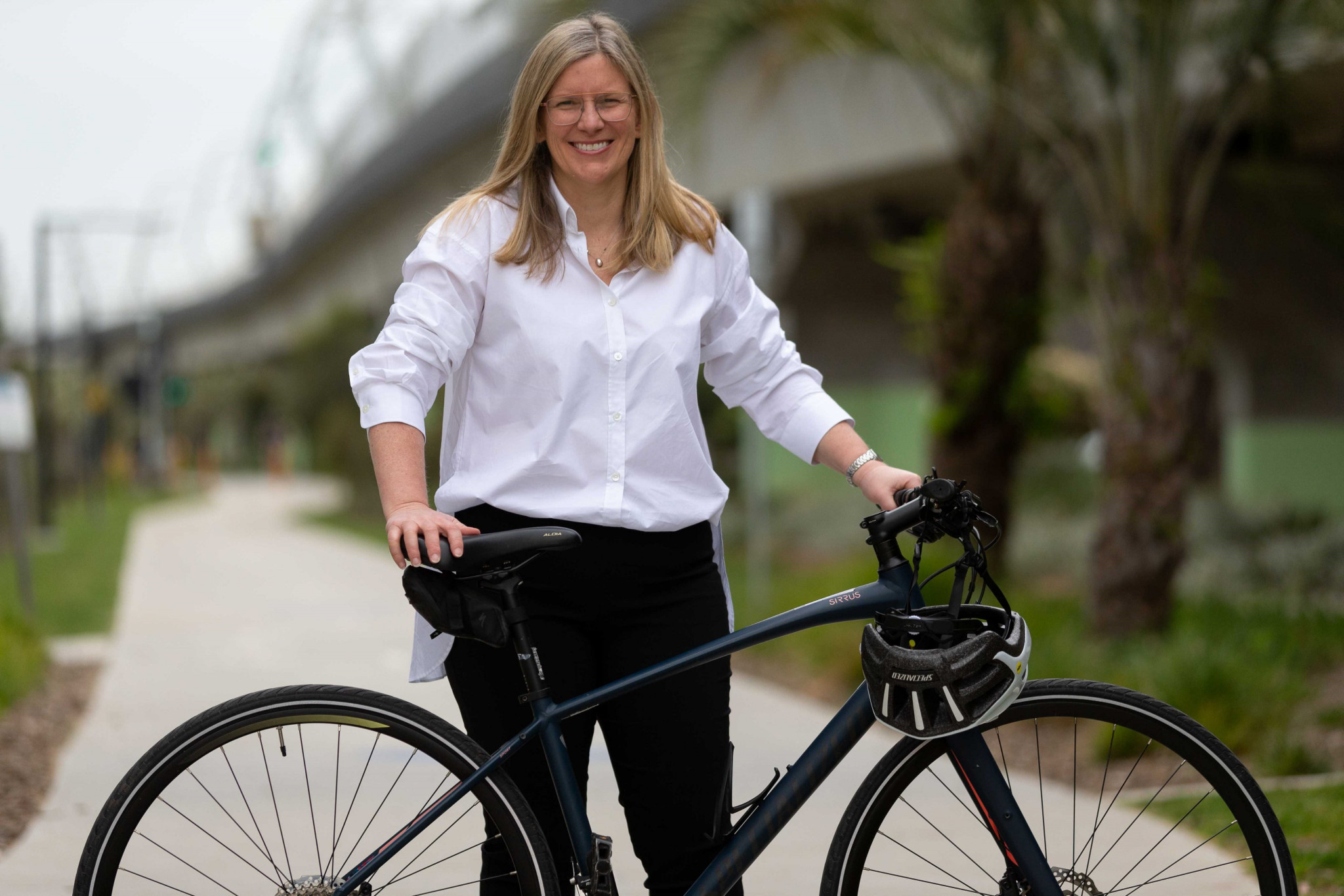 Trudy Lindblade will now act as the chief executive for the 2023 Cycling World Championships ©UCI