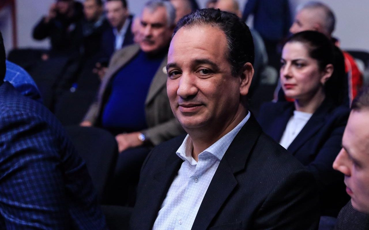 AIBA has been led on an interim basis for the past 18 months by Mohamed Moustahsane ©AIBA