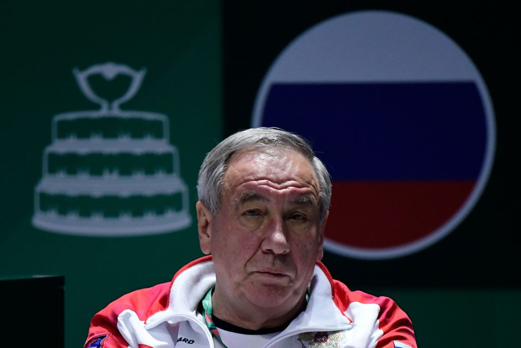 IOC member Tarpishchev to seek re-election as Russian Tennis Federation President