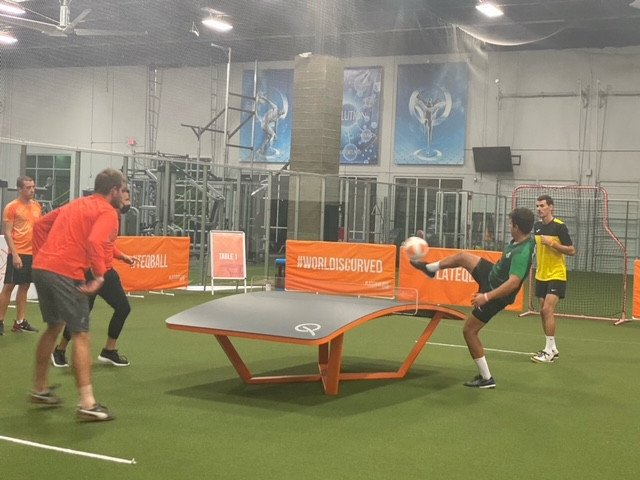Houston hosted the first Challenger Cup tournament outside of California ©FITEQ