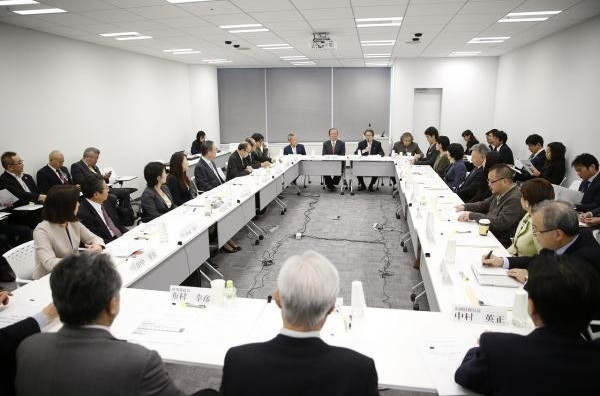 The Emblems Selection Committee has begun a process to whittle down its potential logos ©Tokyo 2020