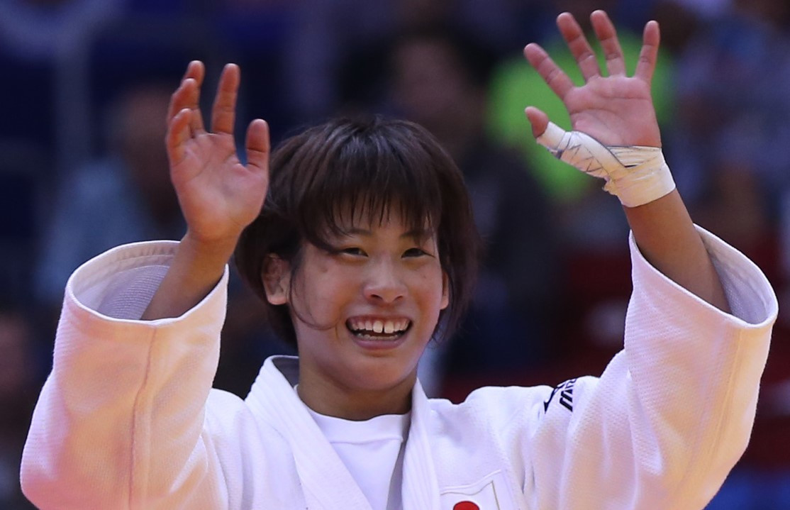Japanese world judo gold medallist retires at age of 25 to become teacher