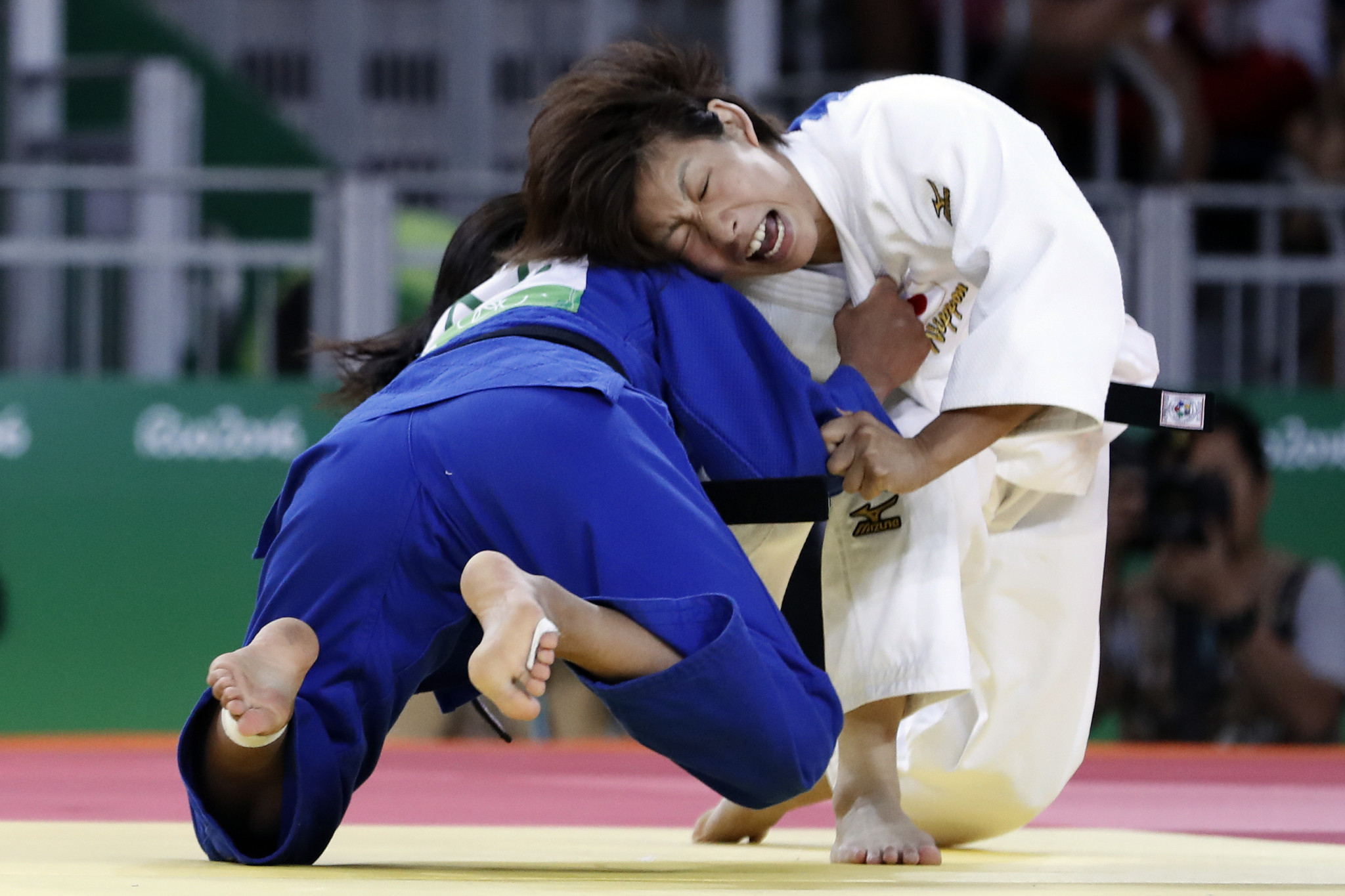 Ami Kondo won an Olympic bronze medal at Rio 2016 during a 20-year career that started at the age of five ©Getty Images