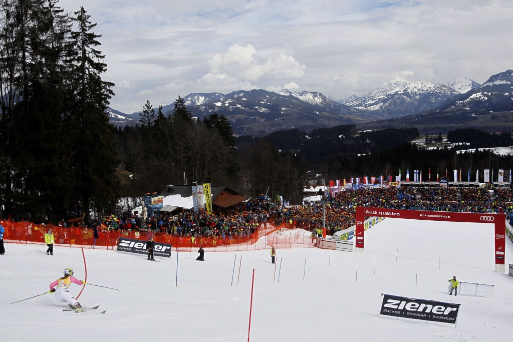FIS Alpine Skiing World Cup in Ofterschwang latest to fall victim to warm weather