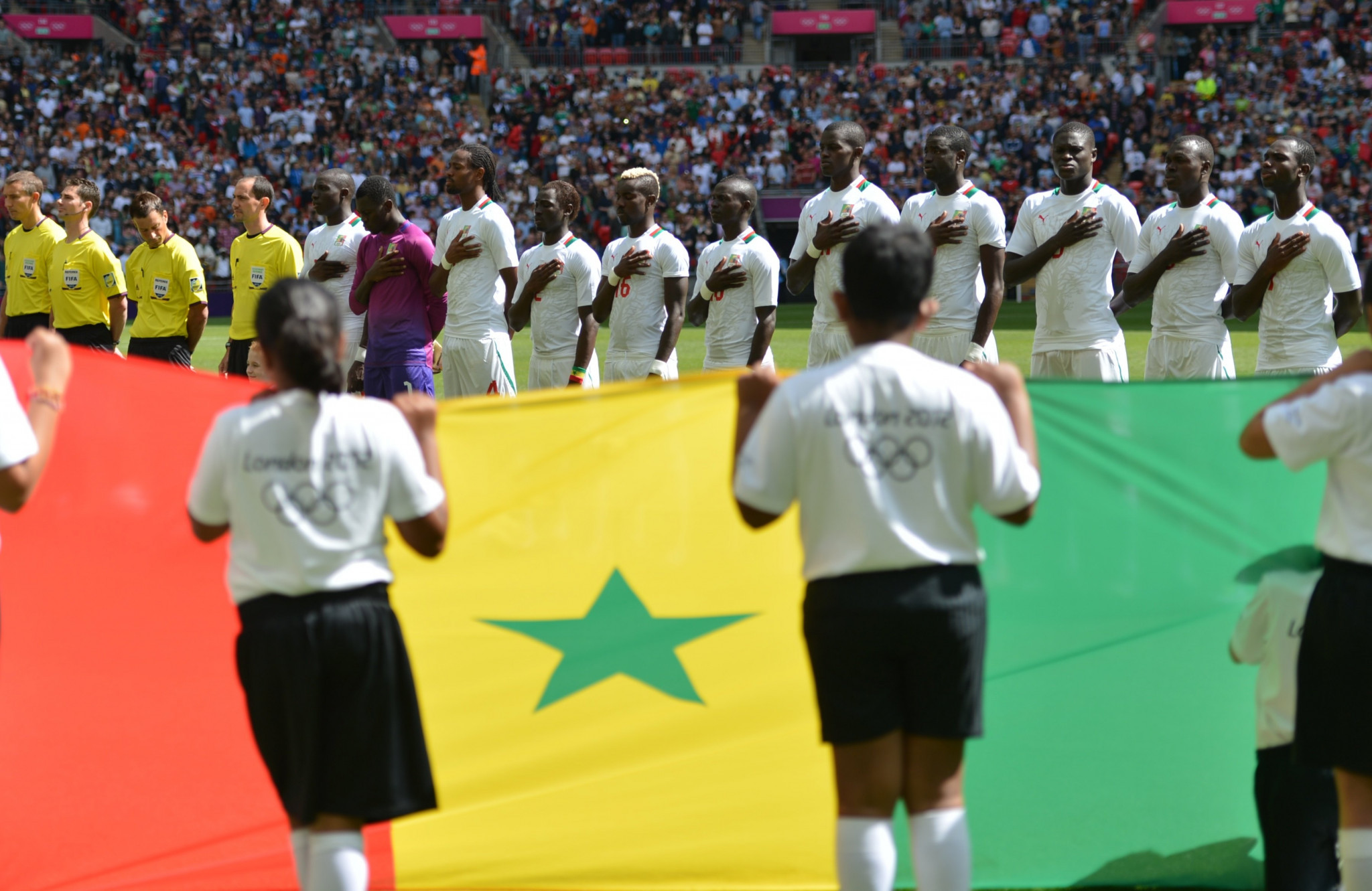 Senegal is poised to become the first African nation to stage an Olympics ©Getty Images