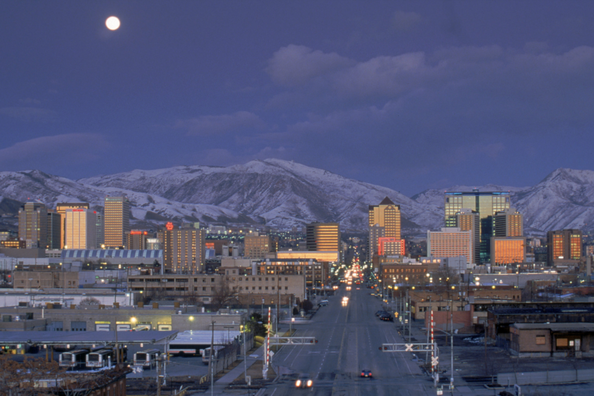 "Salt Lake City can be ""domestic and international sport powerhouse"", says Winter Olympics bid President"