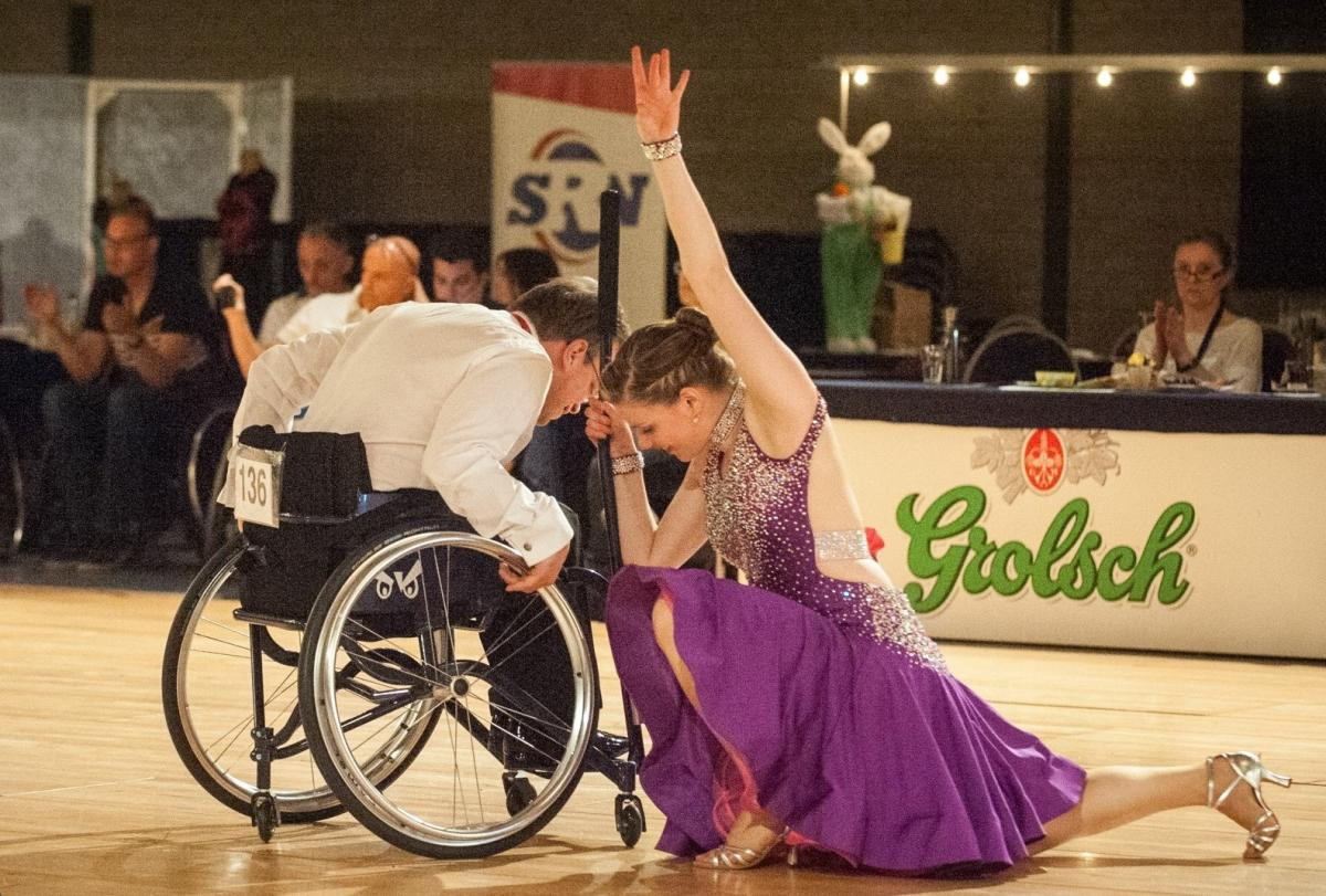 European Para Dance Sport Championships in Genoa called off