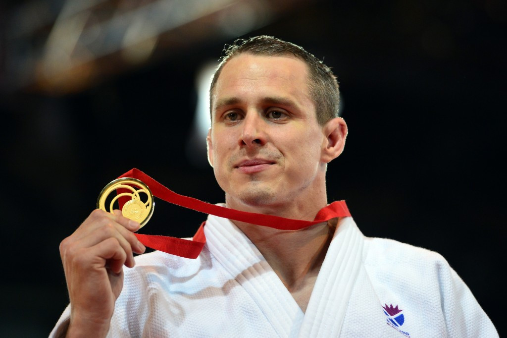 Burton appointed Scotland's high-performance judo coach