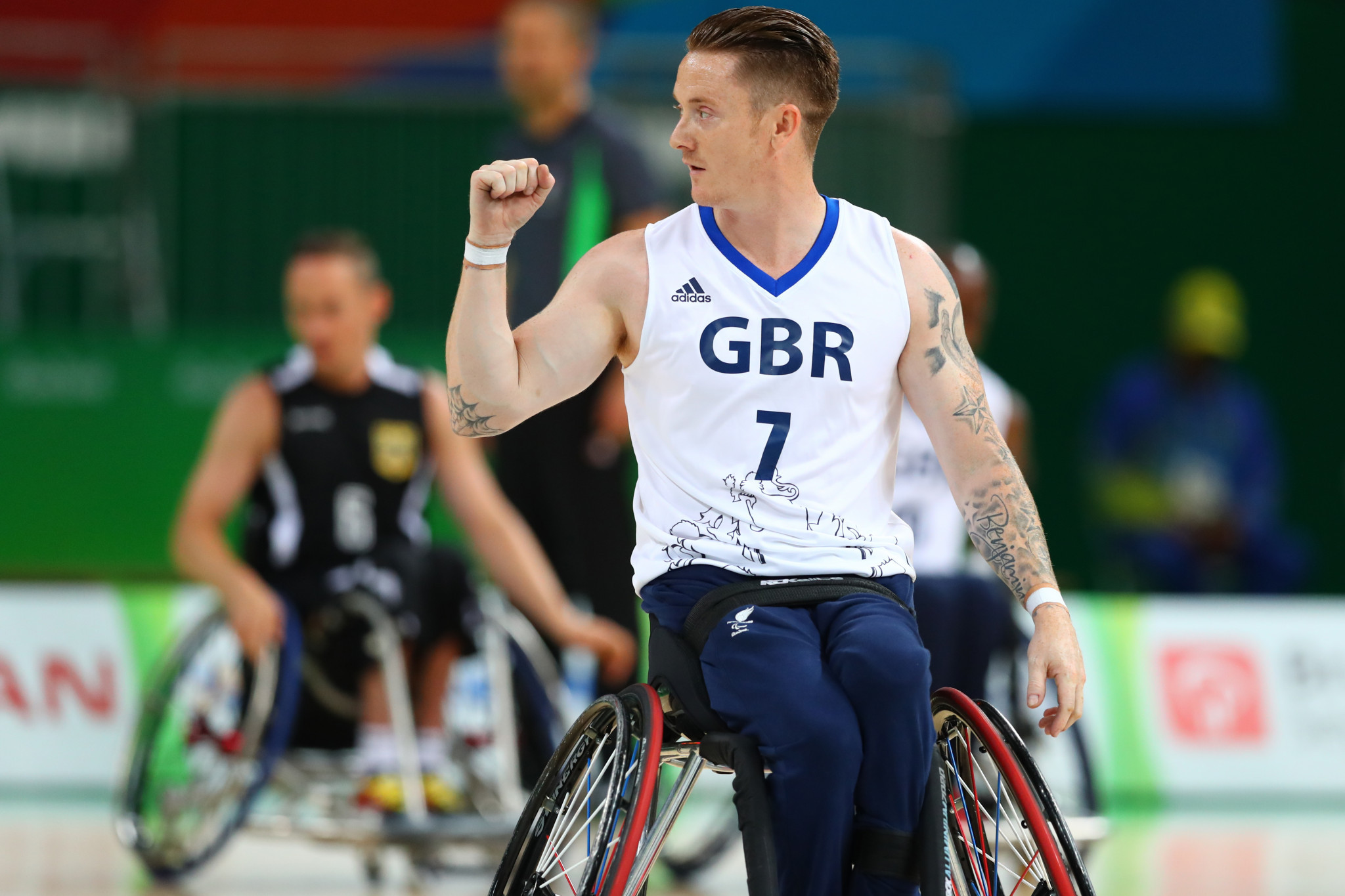 World champion Bywater replaces De Rooij on IWBF Athlete Steering Committee