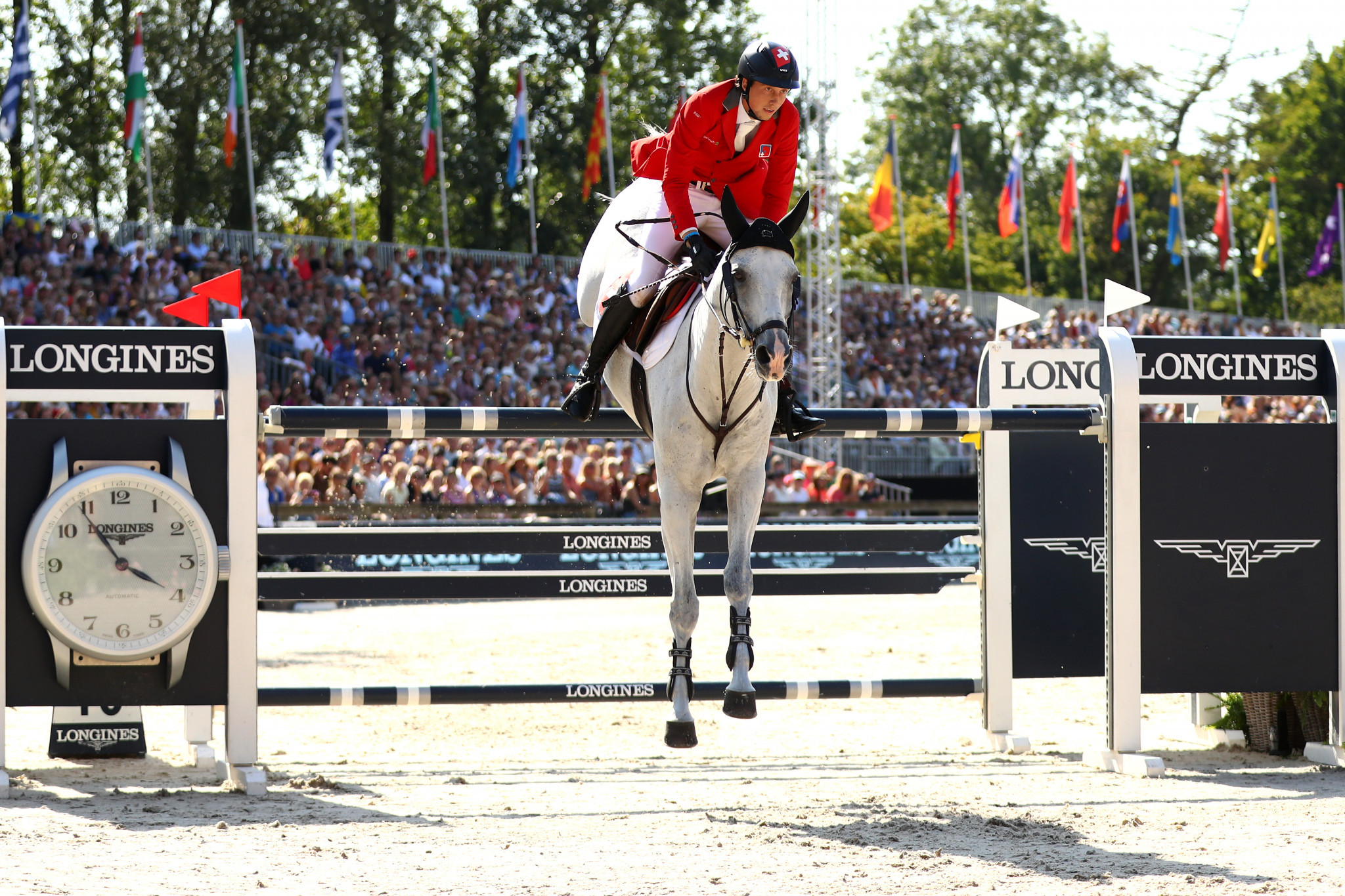 FEI awards European Championships to Germany after changing mind on 2021 events